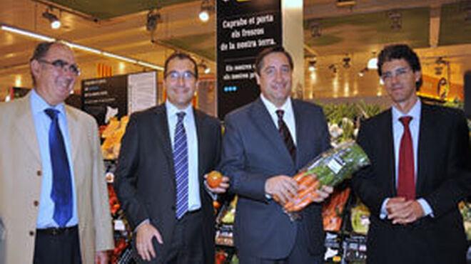 Campaña de promoción 2012 de productos catalanes en Caprabo