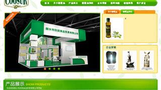 Coosur inaugura página web en chino
