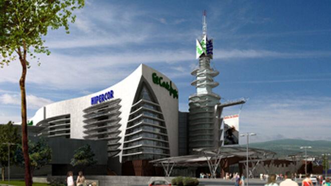 El Corte Inglés E Hipercor Juntos En El Nuevo Centro Comercial