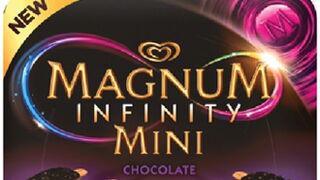 Nace la versión mini del helado Magnum Infinity