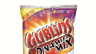 Gublins Dinamita Mix, lo último y explosivo de Grefusa