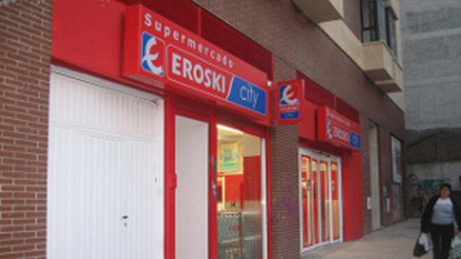 Eroski vende a Dia 160 supermercados en la zona sur-centro