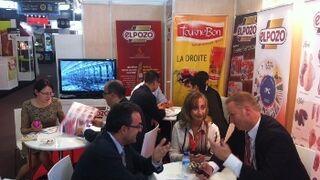 ElPozo Alimentación participa en el Salón Internacional Sial París