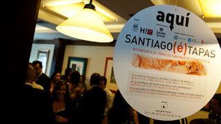 Santiago (é)Tapas, un concurso en busca de la tapa excelente