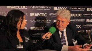 Entrevista a Juan Pascual (Grupo El Árbol) en Aecoc 2012