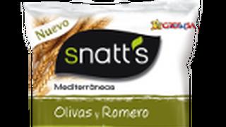 Mediterráneas de Snatt's, ahora también en formato impulso