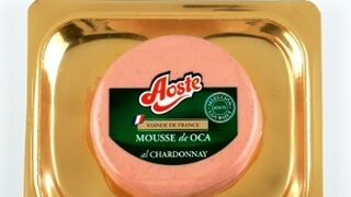 Aoste lanza Mousse de Oca al Chardonnay y Paté a la pimienta