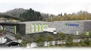 Uvesco invierte 10,5 millones en su plataforma de Irún