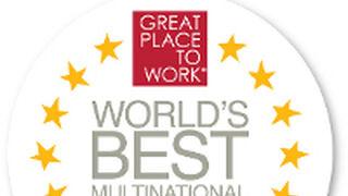 Diageo, entre las diez mejores empresas para trabajar en el mundo
