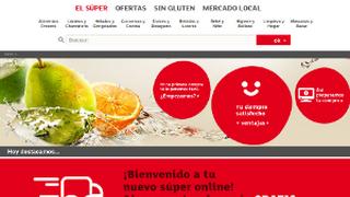 El supermercado Eroski online renueva su web