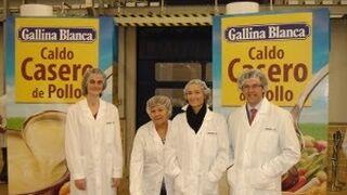 Gallina Blanca invierte 7,4 millones en su planta cacereña de Miajadas
