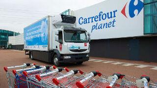 Carrefour utiliza los residuos de sus tiendas para producir biometano