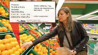 Mercadona cierra la campaña de naranjas con la compra del 12% más