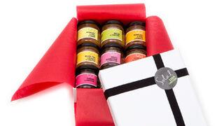 Solal presenta dos estuches regalo de mermeladas gourmet