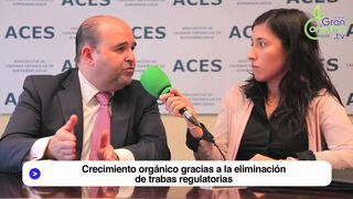 Entrevista a Aurelio del Pino, director general de Aces