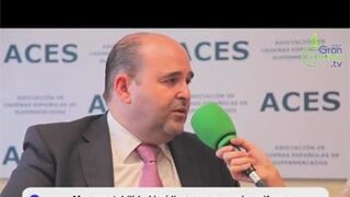 Aurelio del Pino (Aces) clama contra las normas autonómicas injustificadas