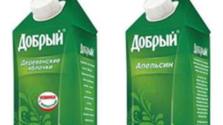 TGA Leaf, nuevo envase Tetra Pak para el zumo de Coca-Cola