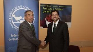 Mercadona ratifica su colaboración con los Bancos de Alimentos