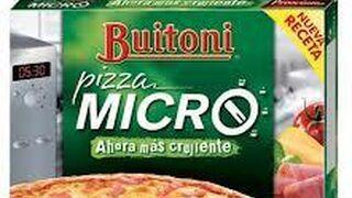 Nestlé retira del mercado dos variedades de pizza Buitoni