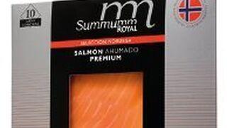El salmón ahumado se consolida como producto estrella en Navidad