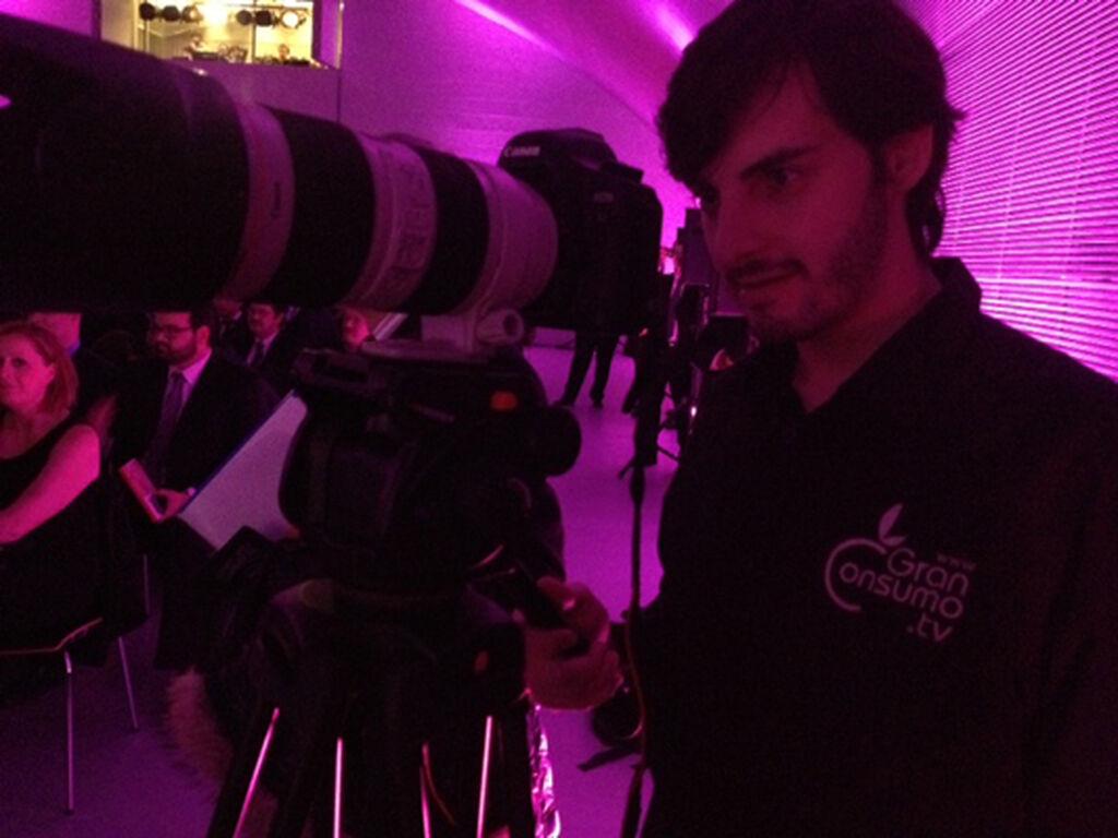 El equipo de GranConsumo.tv cubrió la gala en tiempo real y grabó los mejores momentos en vídeo