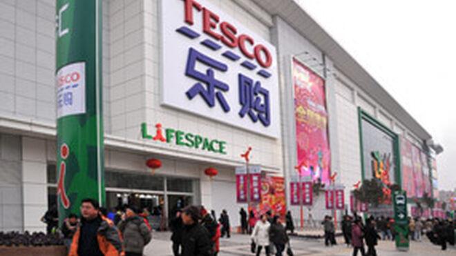 Tesco lanzará una tienda online en China este semestre