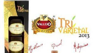 Aceites Vallejo presenta el estuche de aceite de oliva Trivarietal 2013