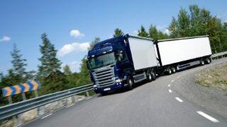 El transporte de mercancías por carretera cayó el 3% en 2012