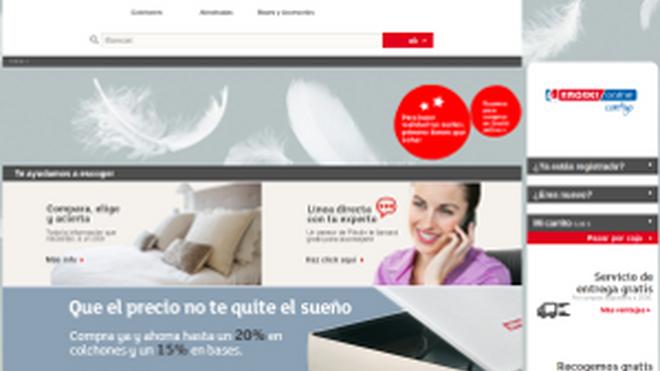 Eroski online lanza la Tienda de Descanso con productos Pikolin