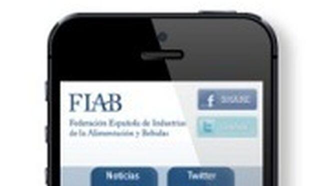 Fiab lanza una aplicación móvil con información del sector alimentario