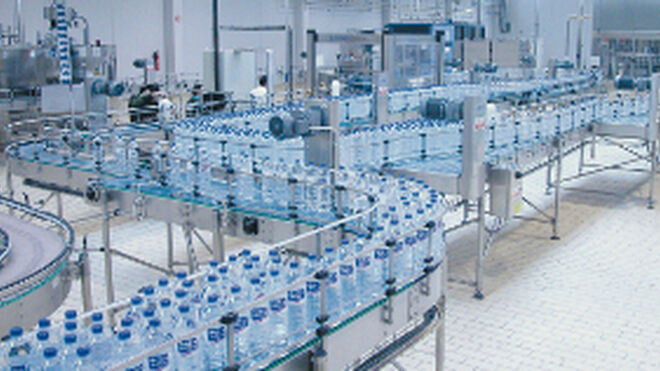 Aquadeus incrementa su volumen de ventas el 6% en 2012