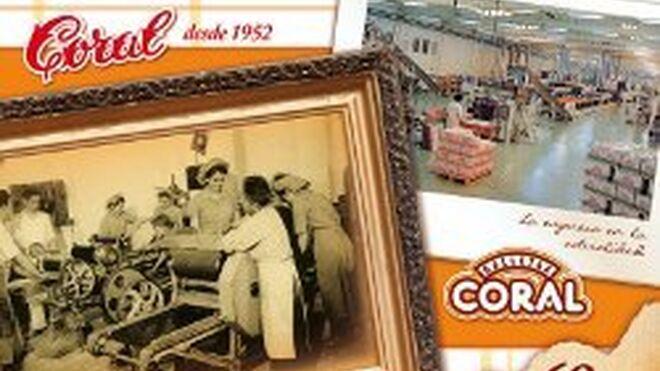 La compañía burgalesa Galletas Coral cumple 60 años