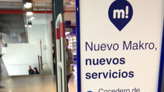 Makro City, el primer cash & carry urbano abre en el centro de Madrid