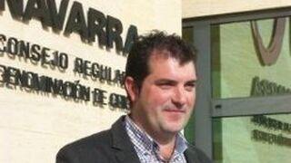 David Palacios, nuevo presidente de la D.O. Navarra