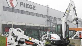 El grupo Fiege amplía su contrato de colaboración con Doosan