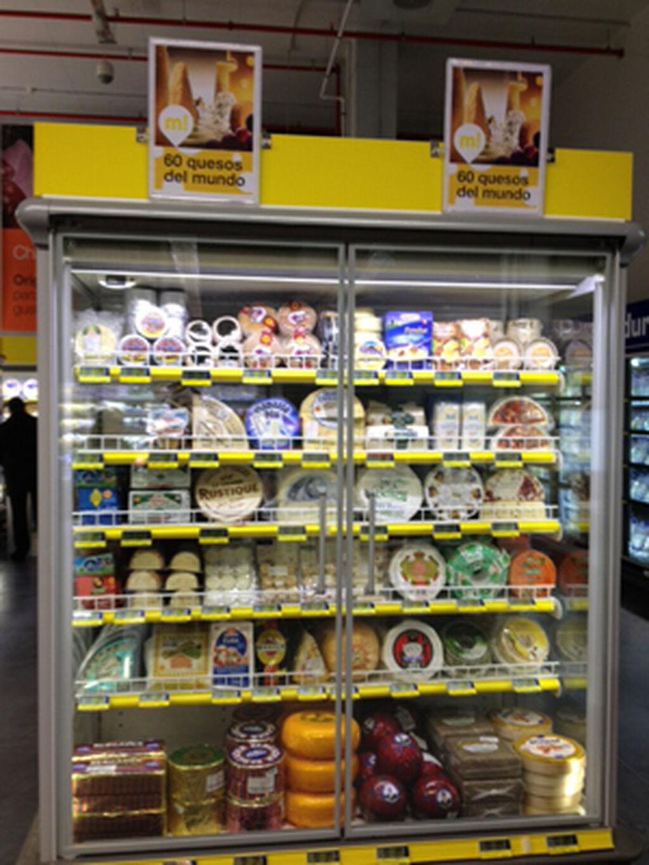60 quesos del mundo