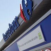 Carrefour factura 7.475 millones hasta septiembre, el 1,2 por ciento menos