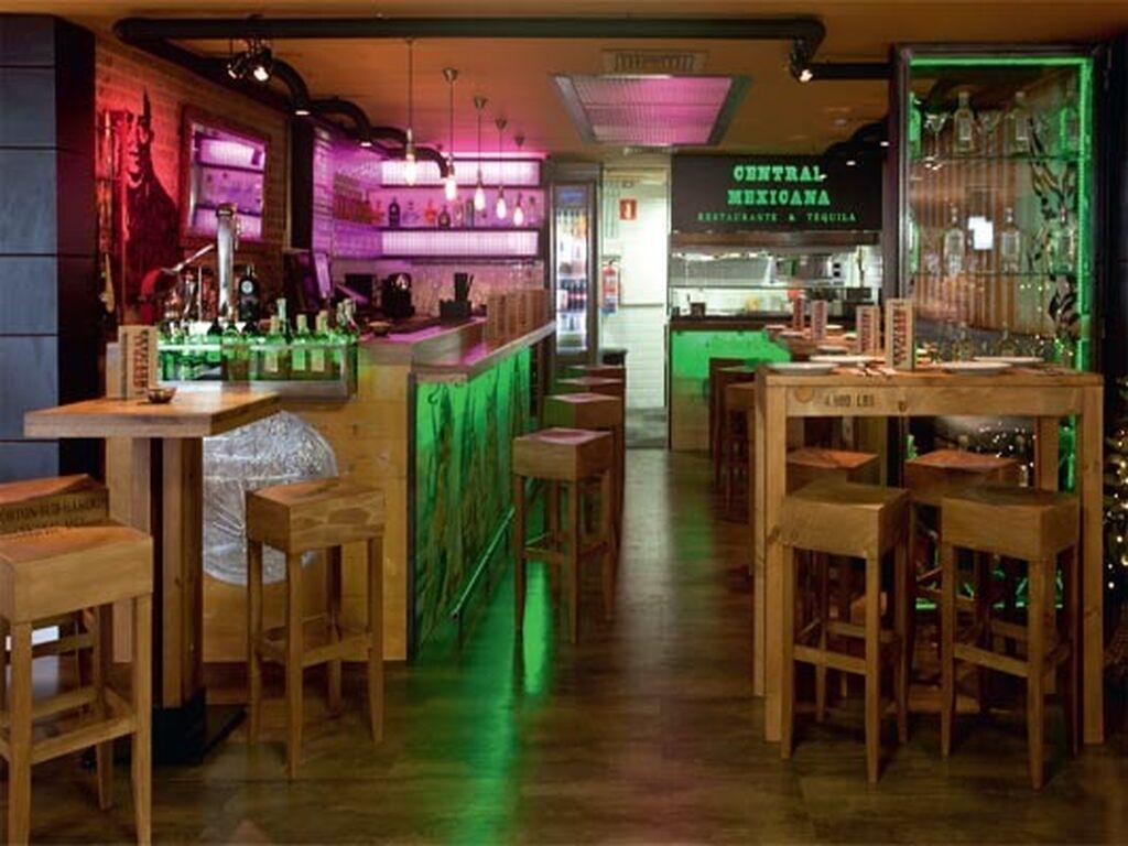 Central Mexicana, comida mexicana con estética urbana