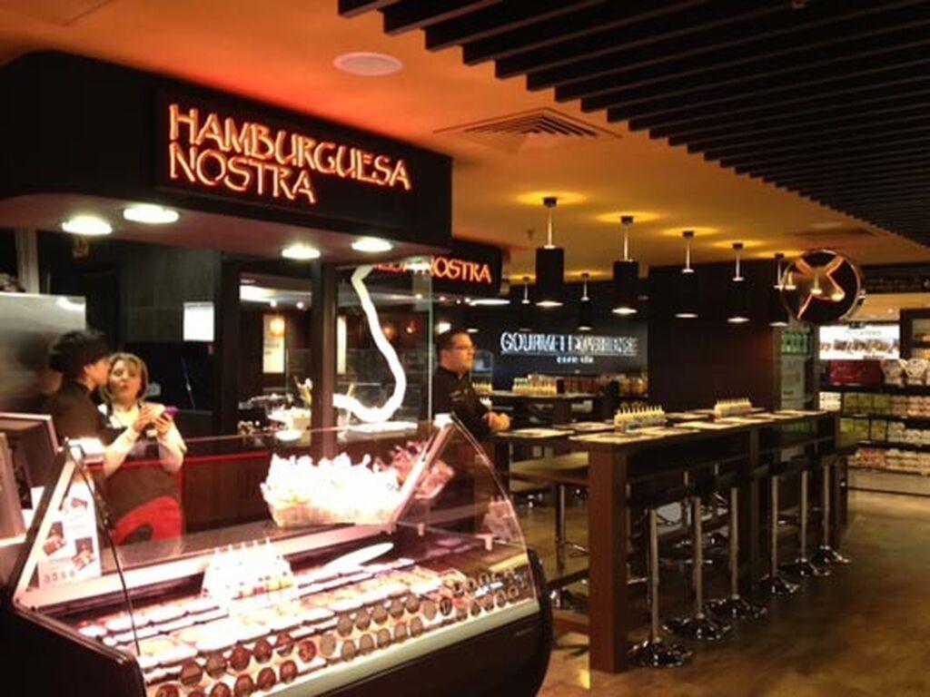 Hamburguesa Nostra, concepto de hamburguesería de alta calidad