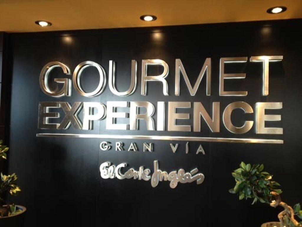 El Corte Inglés tiene cuatro Gourmet Experience: tres en Madrid (Callao, Castellana y Goya) y uno en Alicante