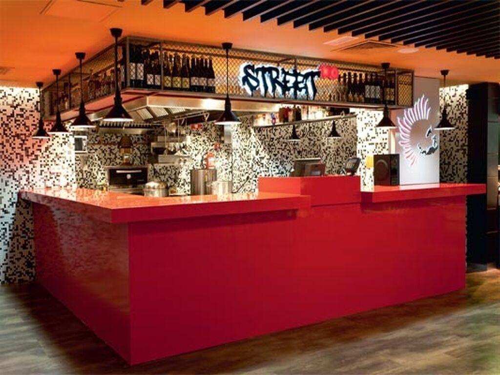 Street Xo, cocina asiática de fusión del vanguardista chef David Muñoz