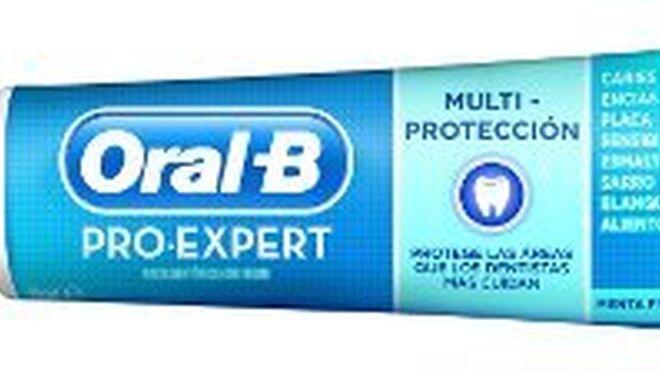 Oral-B Pro-Expert, primer dentífrico con fluoruro de estaño