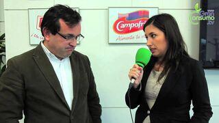"""González (Campofrío): """"El consumidor tiene que hacer un ejercicio de ministro de economía"""""""