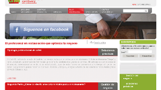 Miquel estrena un blog dirigido a los clientes de Gros Mercat