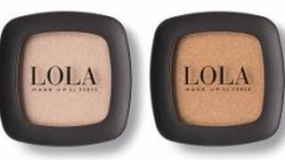 Nuevos iluminadores en polvo de Lola Make Up