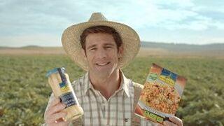 'Comer bien y sin esfuerzo', nueva campaña publicitaria de Carretilla