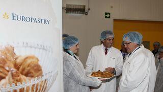 Europastry invierte 20 millones en ampliar su planta de Sarral