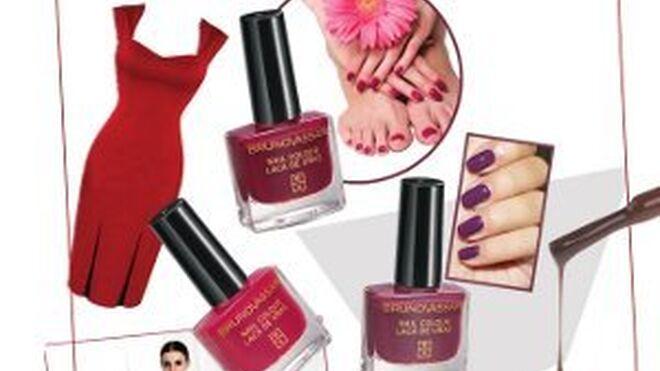 Nail Colour Collection, cinco nuevos tonos de Bruno Vassari