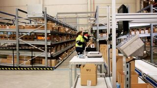 One2One Logistics reduce el 53% el tiempo para preparar pedidos