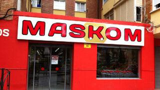 Maskom compra cinco tiendas en Málaga a Cayetano y Euromarket